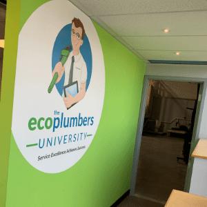 Eco Plumbers University