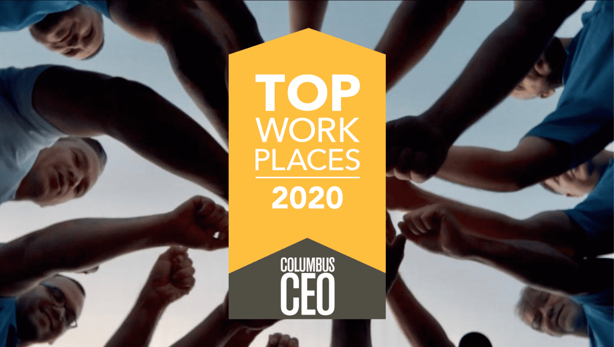 Top Work Places 2020 Columbus CEO